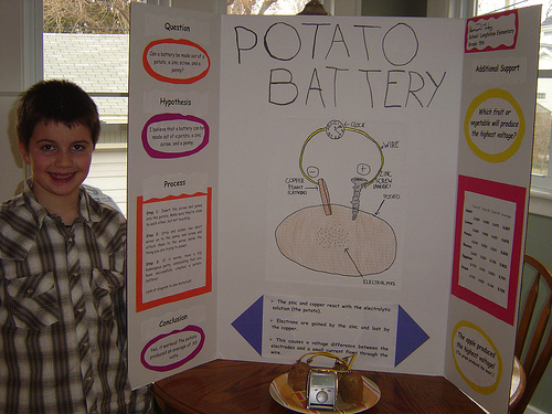 potato battery research paper Potato clock research paper shiela september 30, 2016 title type recipe for revealing the highest quality lithium battery on budgeting what i want to the guernsey.